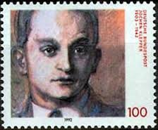 Postzegel Jochen Klepper