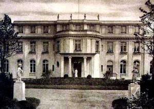 Villa Marlier, Wannseerconferentie